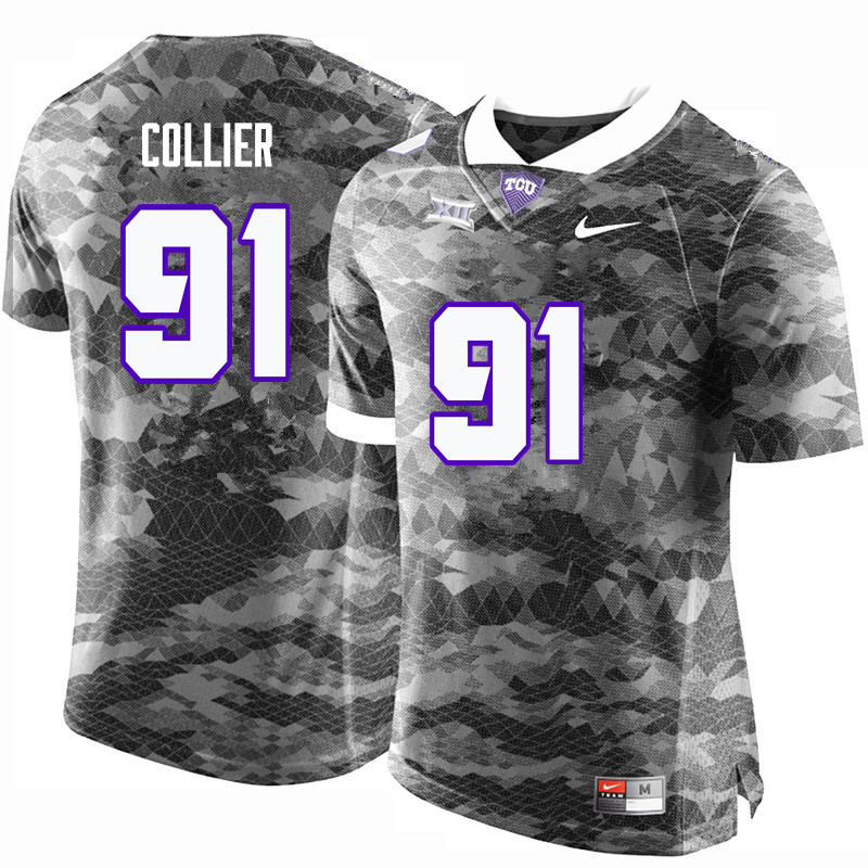 cheap for discount ff8a0 1560a L.J. Collier Jerseys TCU Horned Frogs College Football ...